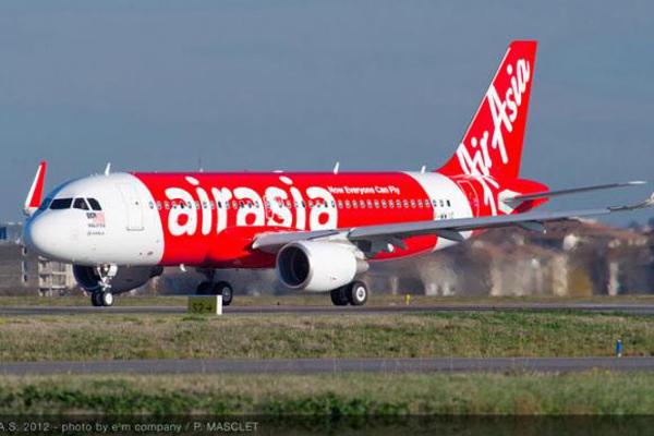 Avião da AirAsia desapareceu no final do último mês de dezembro
