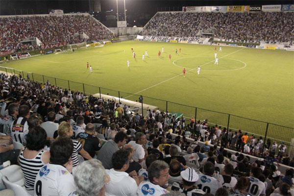 Com novo aditivo, ABC poderá atuar no Frasqueirão nas primeiras rodadas do campeonato potiguar