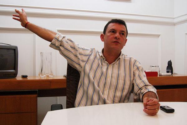 Disson Lisboa foi eleito para o primeiro mandato na Assembleia