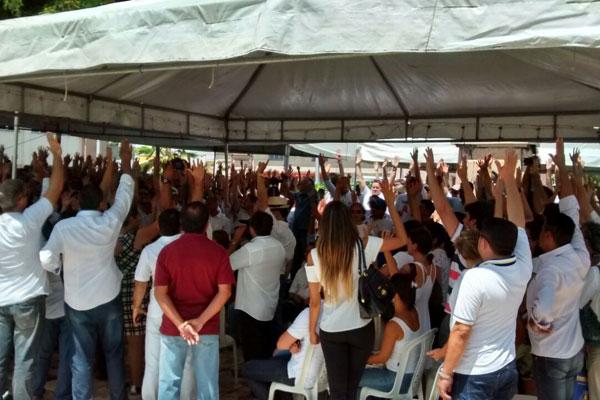 Servidores do TJRN suspendem greve por 10 dias