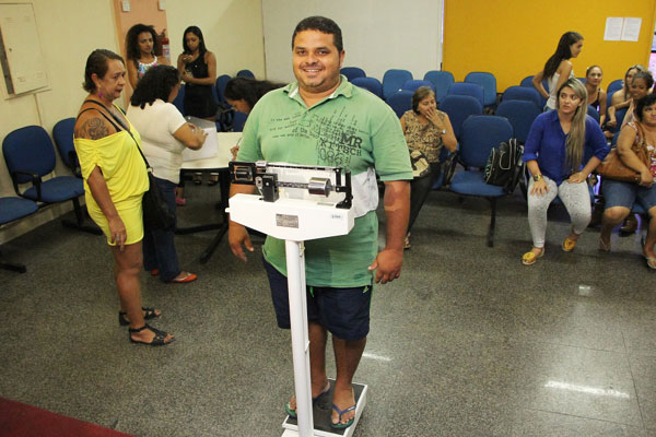 Rubens Carlos busca se manter no posto de Rei Momo do Carnaval natalense