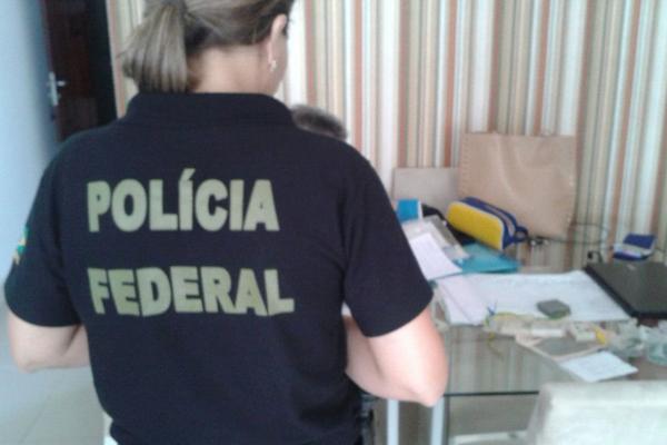 PF cumpriu mandados de busca e apreensão em empresas de factoring na capital potiguar