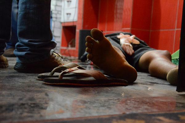 RN teve terceiro final de semana mais violento de 2015