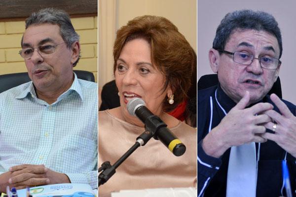 Obery Rodrigues, Rosalba Ciarlini e Álber Nóbrega terão que dar explicações ao TCE