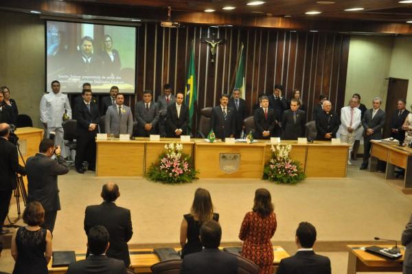 Deputados são empossados para novo mandato na ALRN