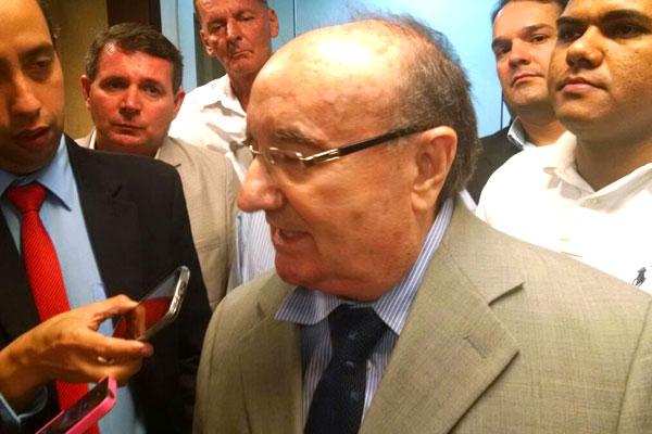 José Dias era um dos principais aliados de Robinson Faria na nova composição da Assembleia Legislativa