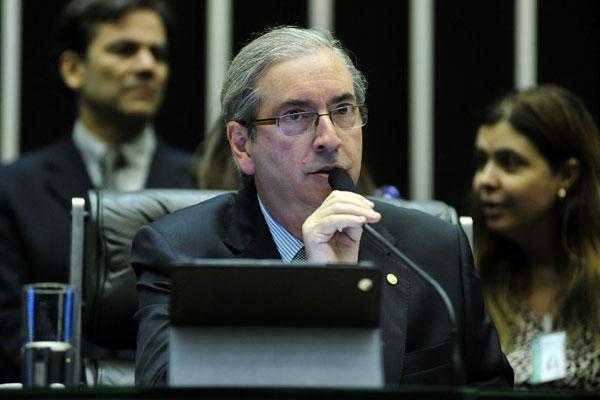 Eduardo Cunha confirma que a CPI na Petrobras está oficialmente criada na Câmara dos Deputados