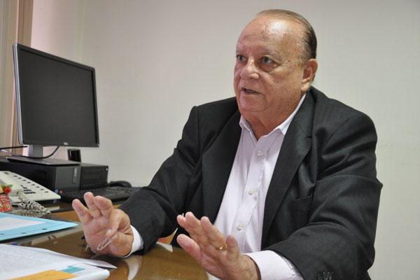 José Marlúcio confirma que os recursos foram destinados para pagamento de aposentados
