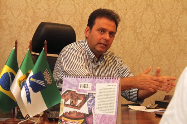 Carlos Eduardo, prefeito, e executivas do Pão de Açúcar discutiram possibilidades de expansão