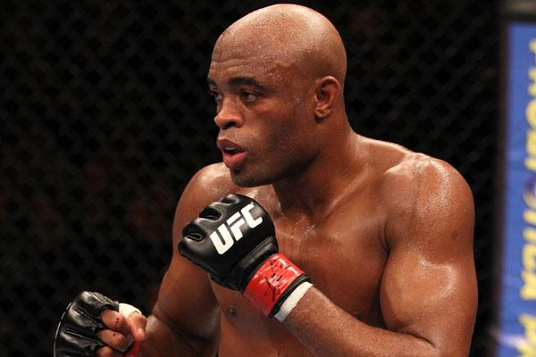 Anderson Silva estará liberado para lutar a partir do dia 1º de fevereiro, um ano depois de ter vencido Nick Diaz