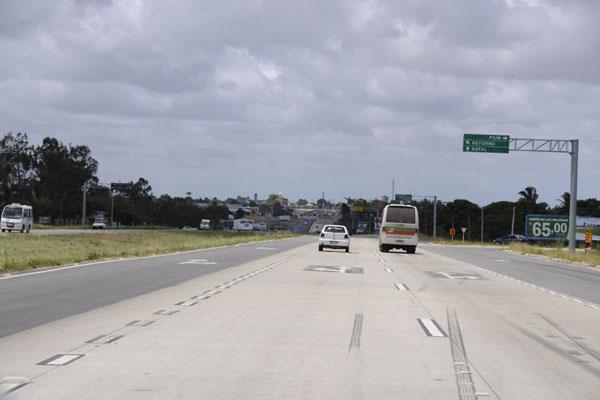 A BR 101 Sul foi a que registrou mais acidentes. Foram 22, sendo onze no trecho entre as saídas de Natal e de Parnamirim