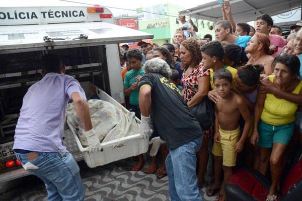 Vítima foi morta dentro de um bar na avenida das Fronteiras