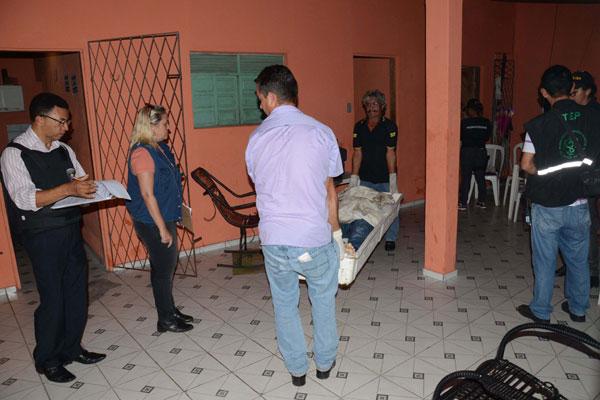 O crime mais recente ocorreu ontem em Igapó. Najara Helena (35) foi morta dentro de um bar