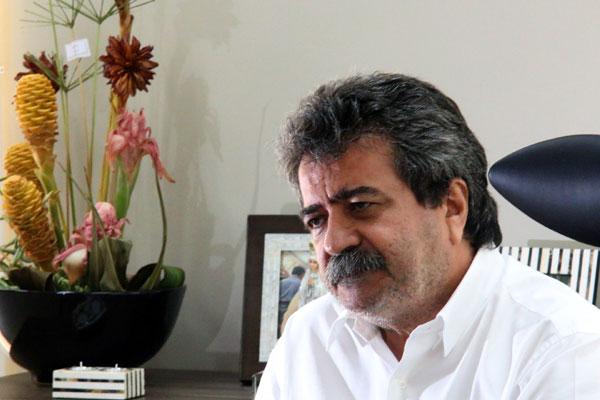 Presidente da Federação das Indústrias do RN (Fiern), Amaro Sales fala sobre o atual cenário econômico e as implicações para o setor no estado