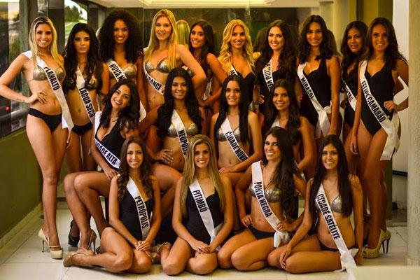 Ao todo, 20 candidatas disputarão o título de Miss Natal