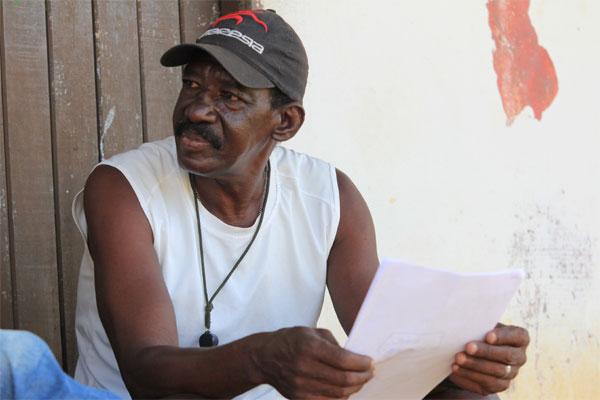 Destaque do ABC na década de 1970, Jorge trabalhou como pedreiro depois de encerrar a carreira