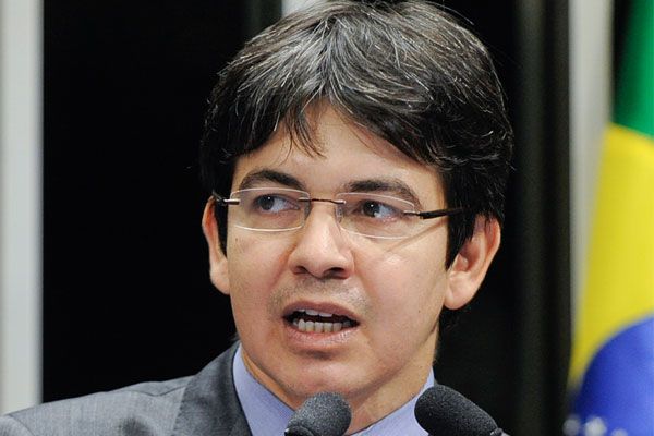 Randolfe Rodrigues, senador
