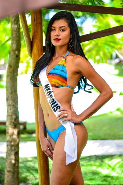 Luandyssa Batista, 21 anos, 1,74m