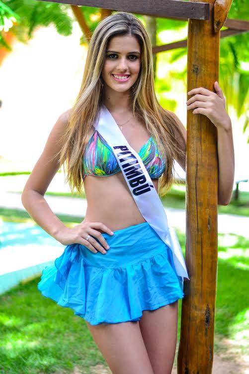 Ana Mariza Ataíde, 18 anos, 1,75m