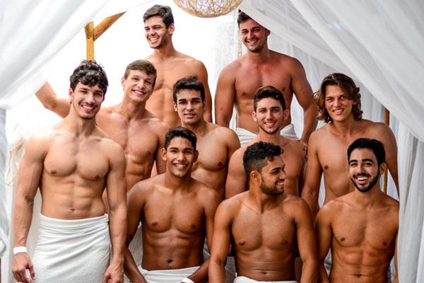 Candidatos disputam direito de representar RN no Mister Universo Brasil