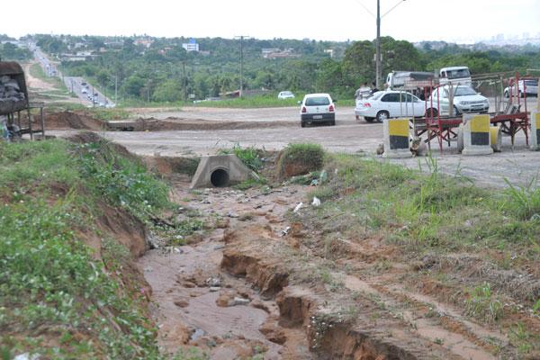 Acesso Norte BR-406, sentido Natal/Ceará Mirim