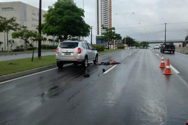 O teste do bafômetro não registrou a presença de álcool no sangue do condutor do veículo