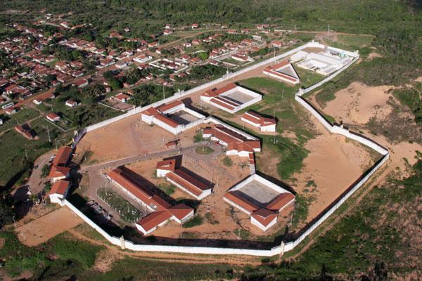 Presídio de Alcaçuz, em Nísia Floresta, é o maior do estado