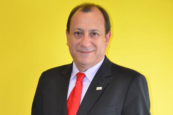 Toni Sando é presidente da organização sem fins lucrativos São Paulo Convention & Visitors Bureau (SPCVB) – órgão que busca fomentar o turismo e negócios na capital