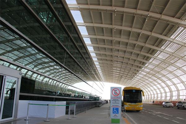 Aeroporto Governador Aluízio Alves, em São Gonçalo do Amarante (RN): Engevix opera aeroporto em conjunto com grupo argentino