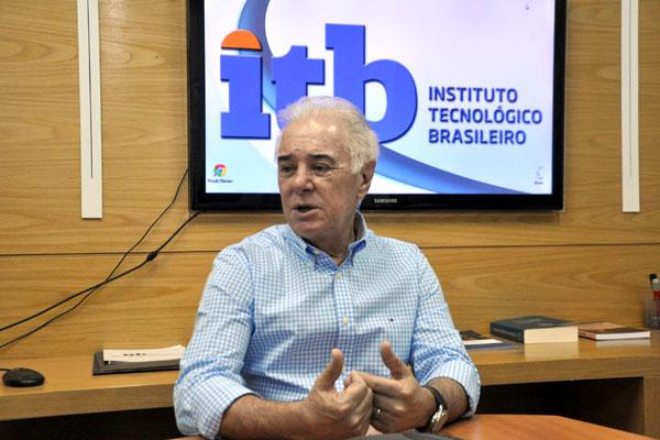 Paulo de Paula, fundador da Universidade Potiguar (UnP) e que está há 35 anos no ramo da educação, investiu no novo projeto