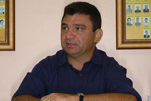 Flávio Veras foi preso foi preso na manhã desta sexta-feira, em desdobramento da Operação Maresia