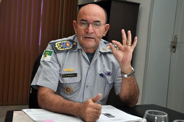 Exoneração do Cel. Ângelo Dantas foi criticada por associações e promotores