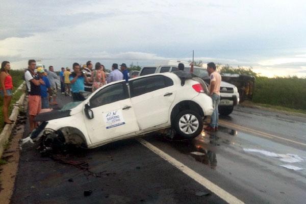Servidores da SIN morreram em acidente na BR-304