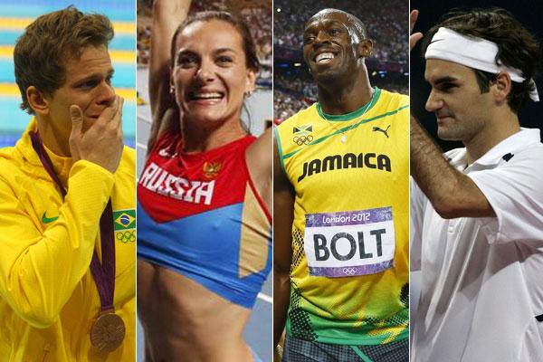 Rio de Janeiro receberá principais astros do esporte mundial em 2016