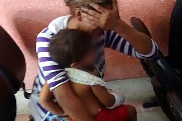 Alexandra Leopoldino da Cruz lamentou ação de bandidos que resultou em morte de filha