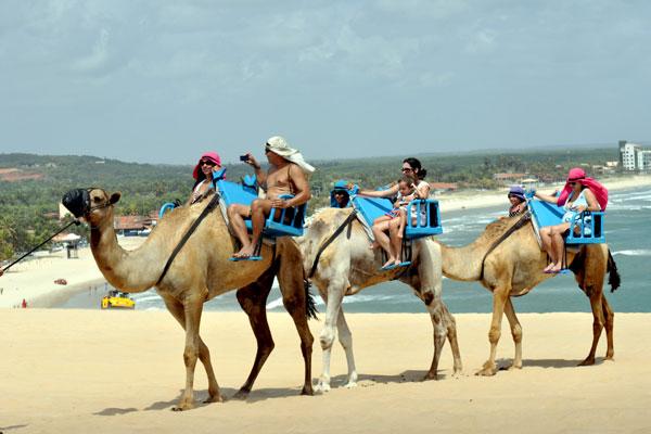 Jenipabu ficou em segundo lugar no ranking do Guia Viagem Brasil