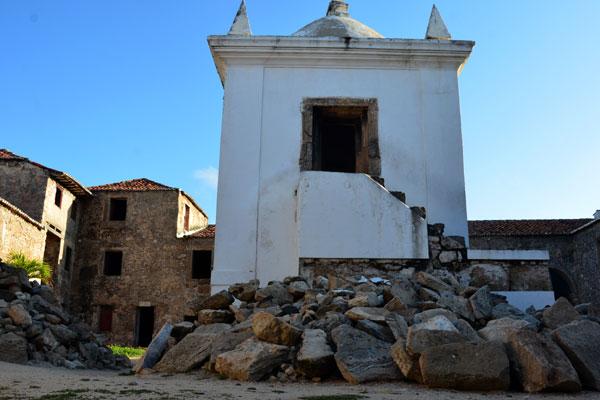 Em 2013, 450 mil  pessoas visitaram o Forte dos Reis Magos. Ano passado, esse número caiu para 150 mil