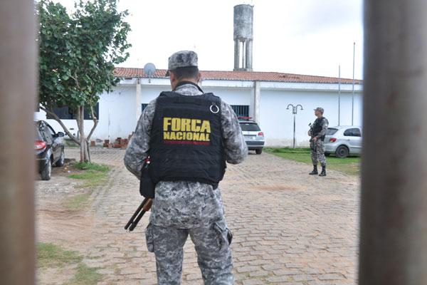 Gastos com diárias operacionais dos 215 policiais da Força Nacional chegam a R$ 1,4 milhão/mês, segundo portal do Ministério da Justiça