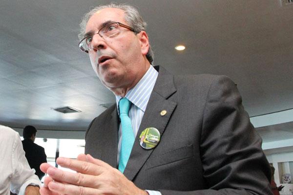 Deputado Eduardo Cunha vai participar do debate sobre mudança na legislação eleitoral