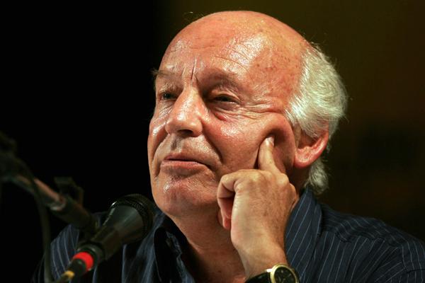 Vítima de câncer no mediastino, uruguaio Eduardo Galeano morreu aos 74 anos em Montevidéu