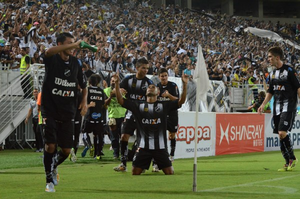 O ABC foi campeão da Copa Rio Grande do Norte na Arena das Dunas