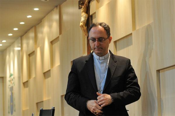 D. Sérgio se diz preocupado com substituição de Jesus por Papai-Noel nas festas natalinas