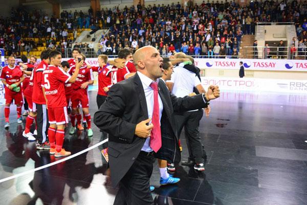 O técnico Ricardo Sobral - Cacau é um dos mais requisitados