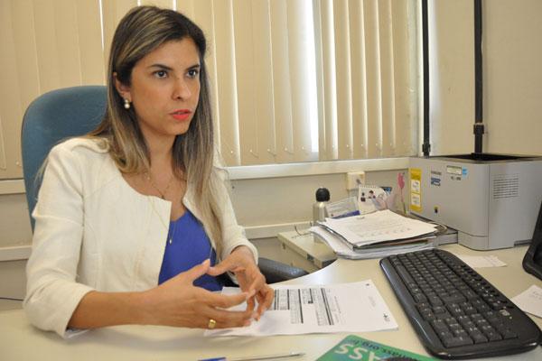 Stella Leal diz que síndrome pode ser transmitida pelo Aedes
