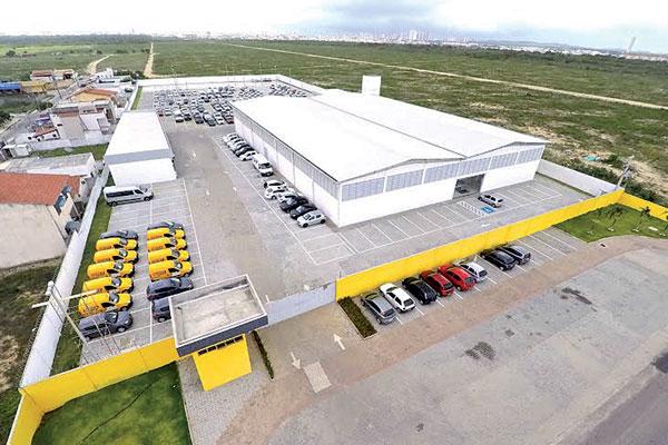 CDP (Centro de Distribuição Potiguar) é uma iniciativa altamente promissora para o segmento automotivo natalense