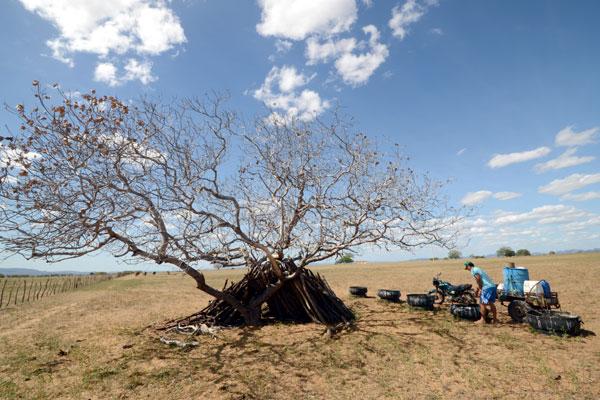 Com secas cada vez mais constantes, especialistas alertam para necessidade de discutir medidas que garantam o abastecimento de água da população no futuro