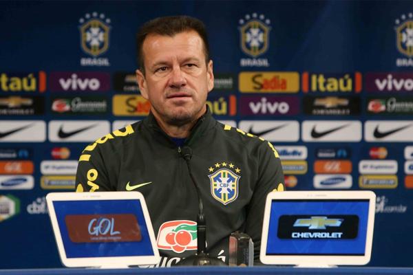 Dunga anuncia lista preliminar para a Copa América nesta terça-feira