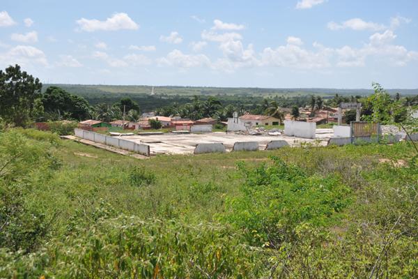 Área para construção de Ceduc fica a um quilômetro do centro