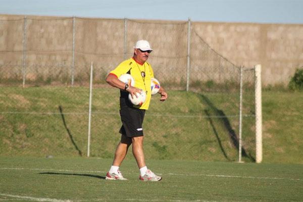 O técnico Pedrinho Albuquerque comandará o Globo na disputa da Série D