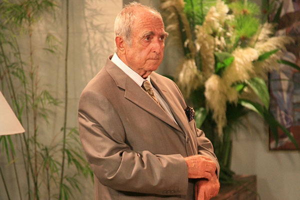 Elias Gleizer morreu neste sábado, aos 81 anos, no Rio de Janeiro